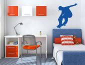 Skateboarder - Sport Wall Stickers
