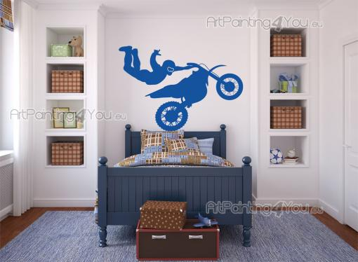 Motocross - Stickers Sport