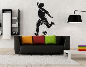 Football Player - Sport Wall Stickers