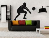 Volleyball - Wallstickers Sport