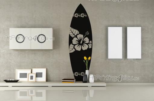 Surfboard - Sport Wall Stickers