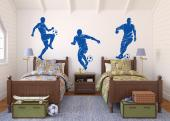 Football Player (Kit) - Sport Wall Stickers