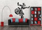 Motocross - Wallstickers Sport