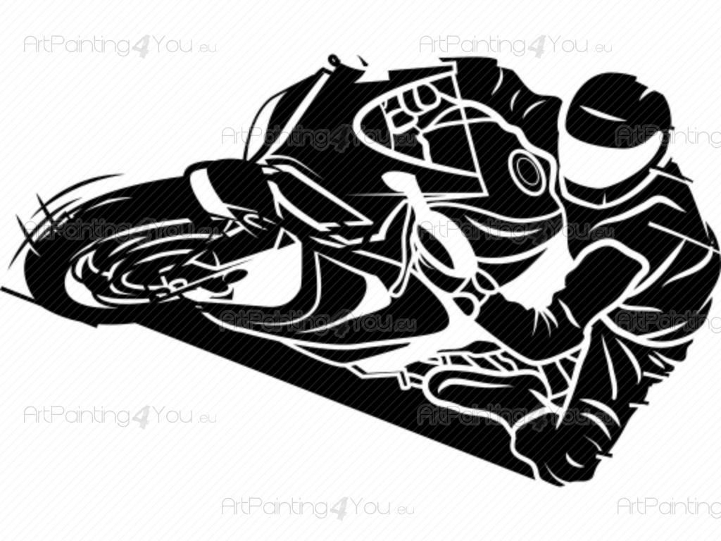 MotoGP Stickers muraux VDD1082fr