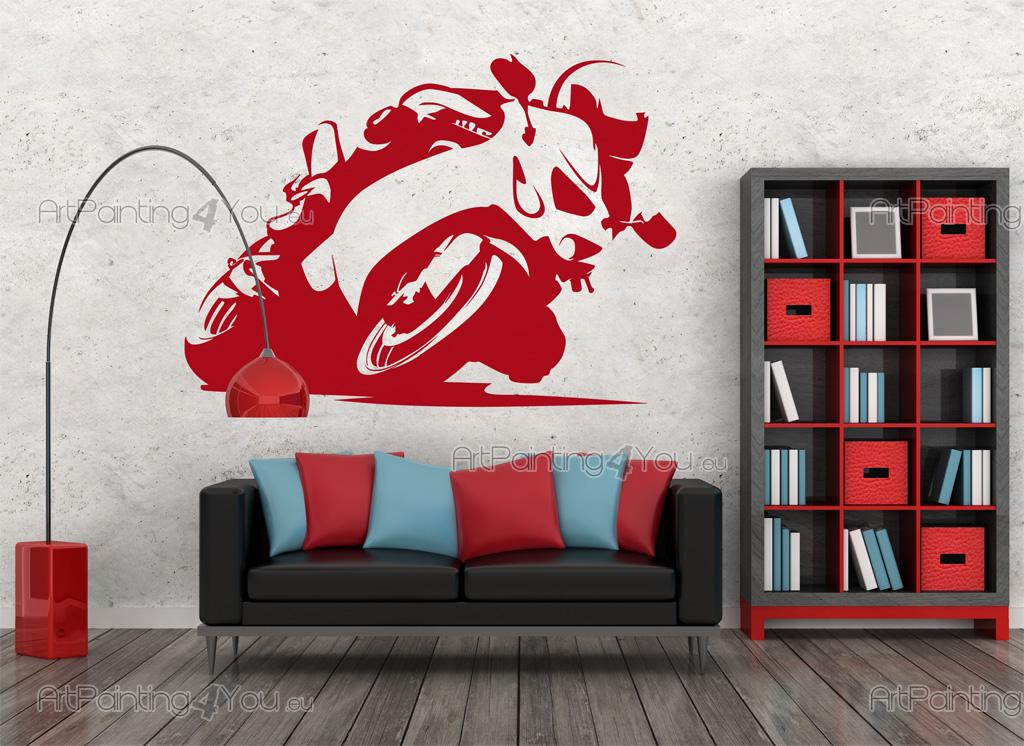 wall stickers sport motogp 2641en