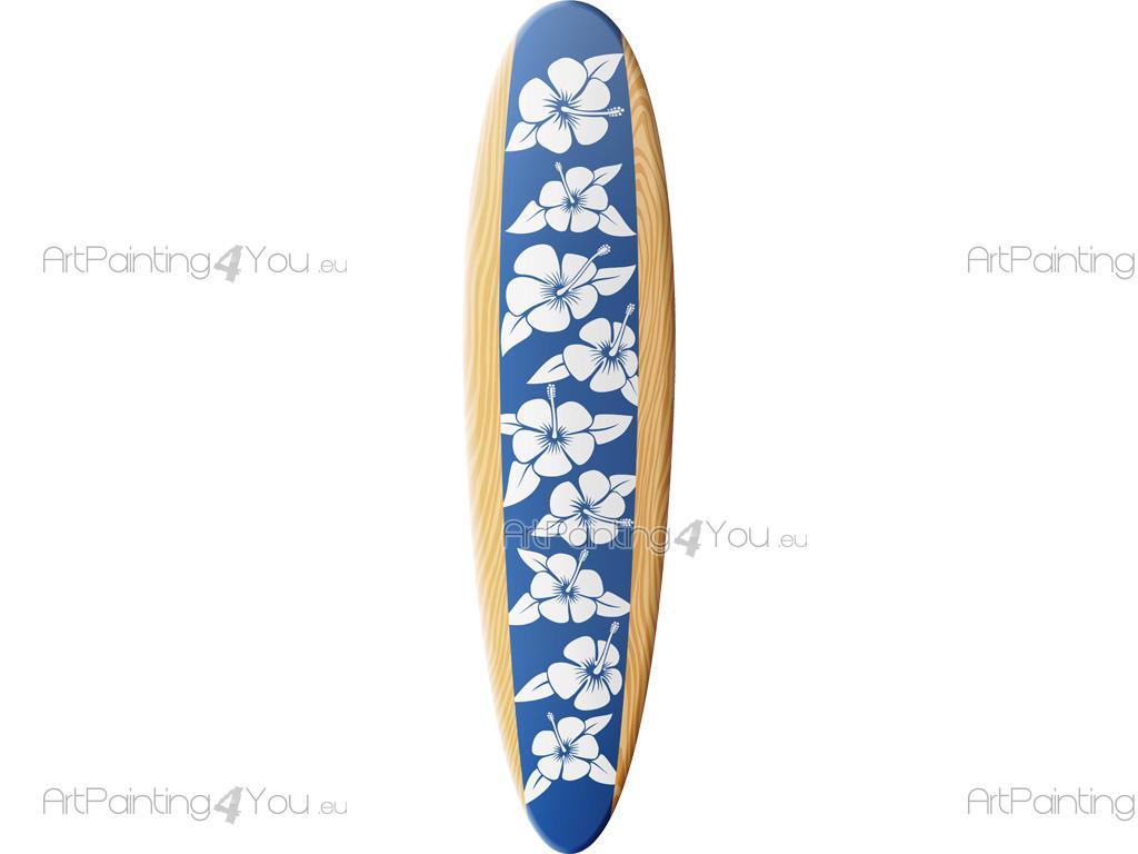Vinilos decorativos deportes tabla de surf 2653es - Tablas de surf decorativas ...