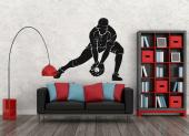 Baseball Player - Sport Wall Decals