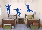 Parkour - Wallstickers Sport