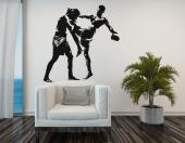 MMA - Mixed Martial Arts - Wallstickers Sport