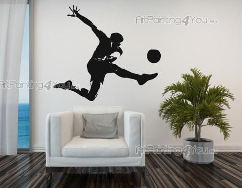 Soccer Player - Sport Wall Stickers