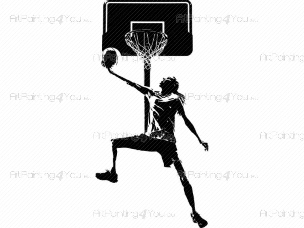 Eitelkeit Wandtattoo Basketball Ideen Von Sport - Wandtattoos Für Sportfans! Wenn Du