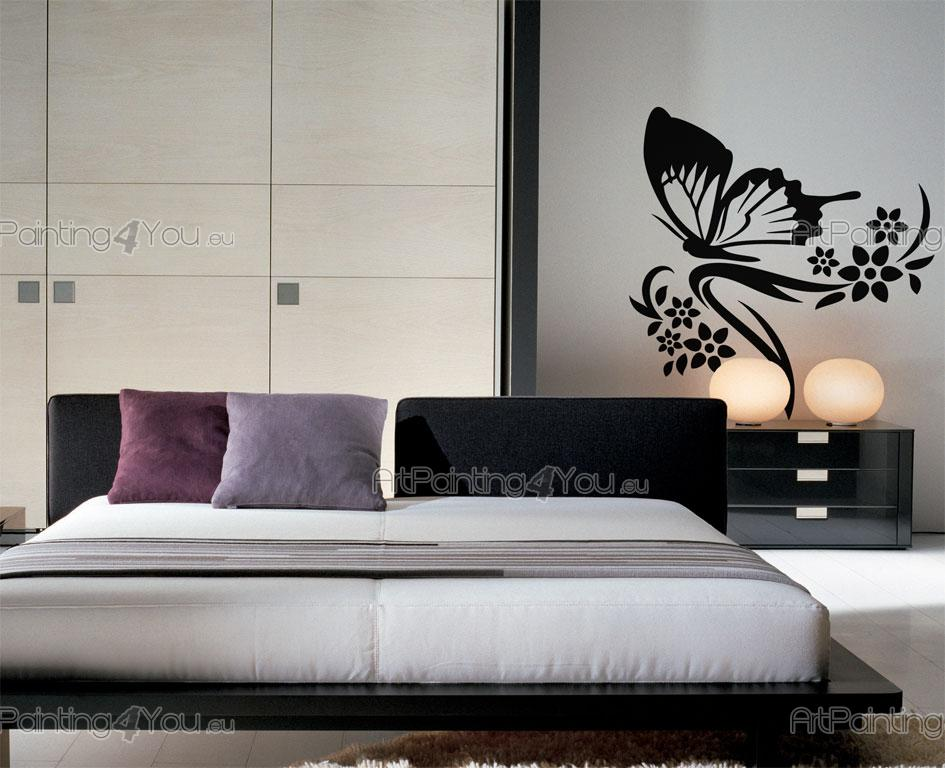 Vinilos decorativos mariposas for Vinilos mariposas