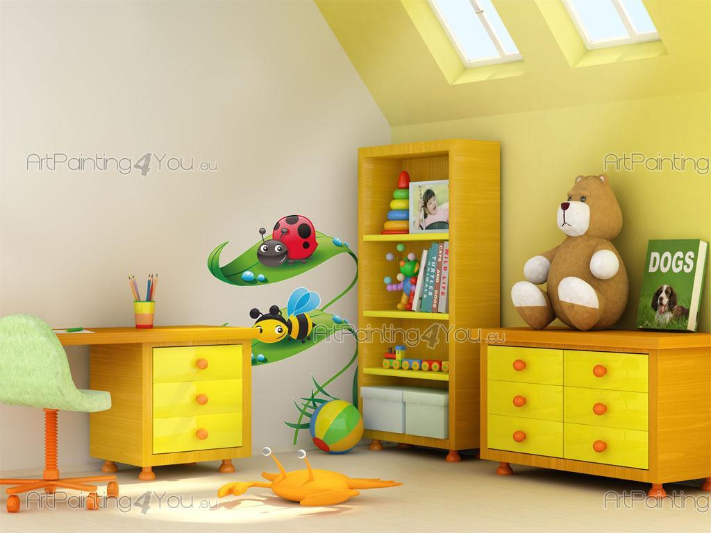 Kinderkamer Muurstickers : Muurstickers Babykamer & Kinderkamer ...