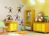 Wall Stickers for Kids - Children have the right to play! Encourage your kids to play and be themselves with this kit of wall decals for their room. There are six sticker kids...