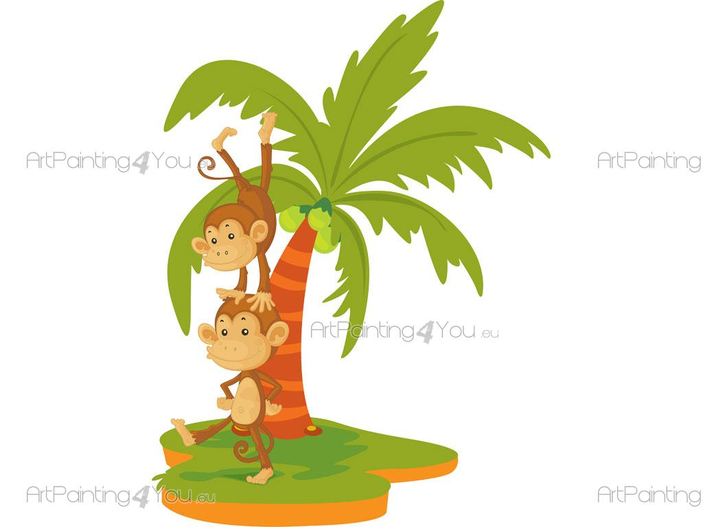 Wandtattoo dschungel best funtosee wandtattoo with for Dschungel wandtattoo