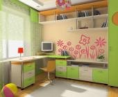 Flowers (Kit) - Wall Stickers for Kids