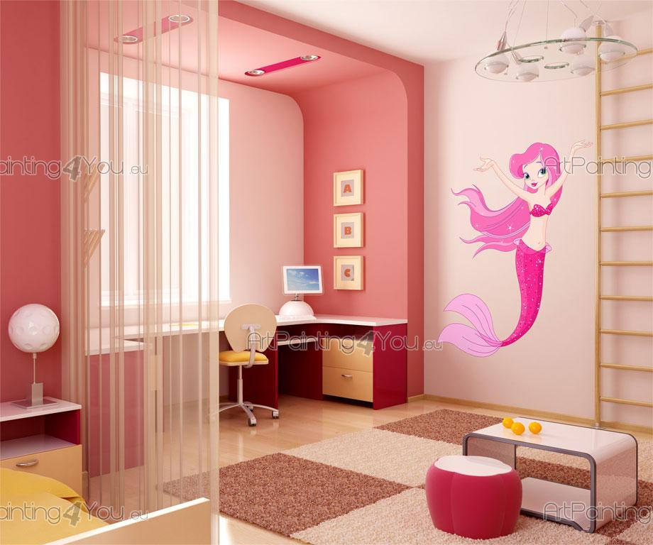 Little Mermaid   Under The Sea Wall Decals Part 51