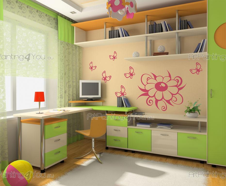 Комната для первоклассника фото