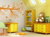 Branches & Birds - Wall Stickers for Kids