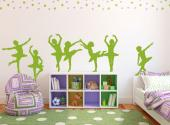 Ballet (Kit) - Wall Stickers for Kids