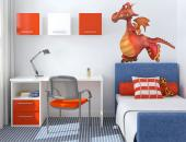 Wall Stickers for Kids - Do your kids spend too much time indoors? Encourage them to play sports and have fun outdoors with this wall decal that will look great on a bedroom w...