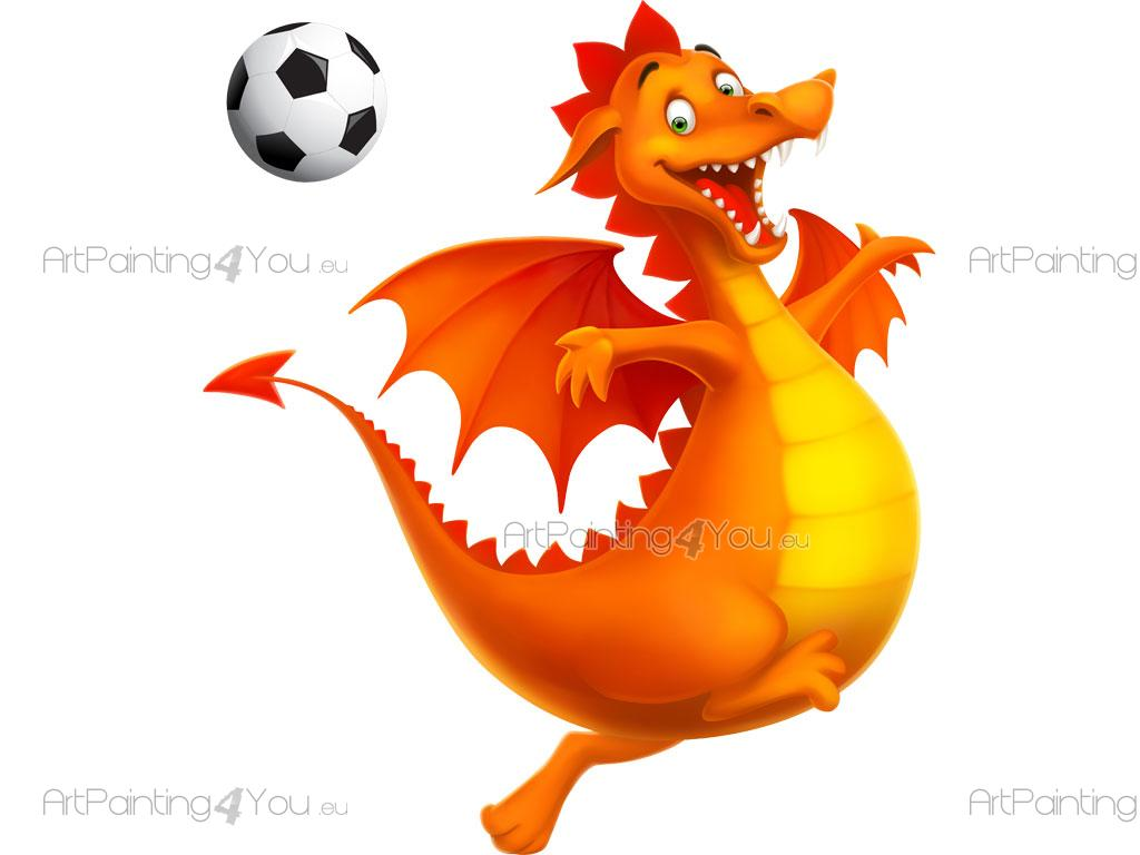 funny dragon wall decals for kids vdi1191en artpainting4you eu