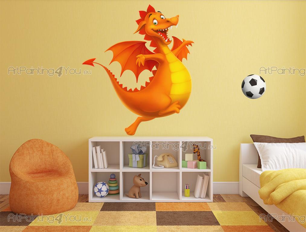Dragon Stickers Muraux Chambre B B Vdi1191fr