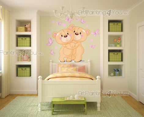 Jungle Wall Stickers for Kids - When your baby or kid has allergies or asthma, plush dolls are a source of concern. We suggest you one practical alternative to those toys: a set of w...