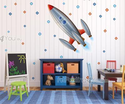 Wallstickers Barn - Veggdekor Barnerom og Veggklistremerker
