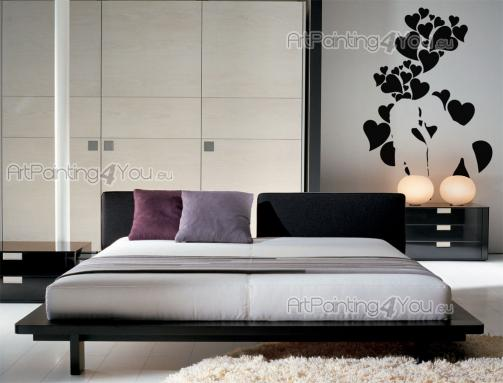 Romantic Couple - Romantic Wall Stickers