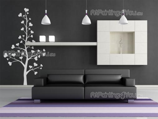Love Tree - Romantic Wall Stickers