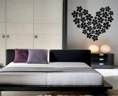 Love Heart - Romantic Wall Stickers