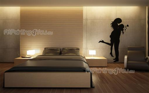 Love Is In The Air - Romantic Wall Stickers