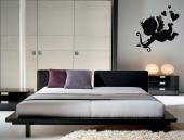 Cupid - Wallstickers Romantik