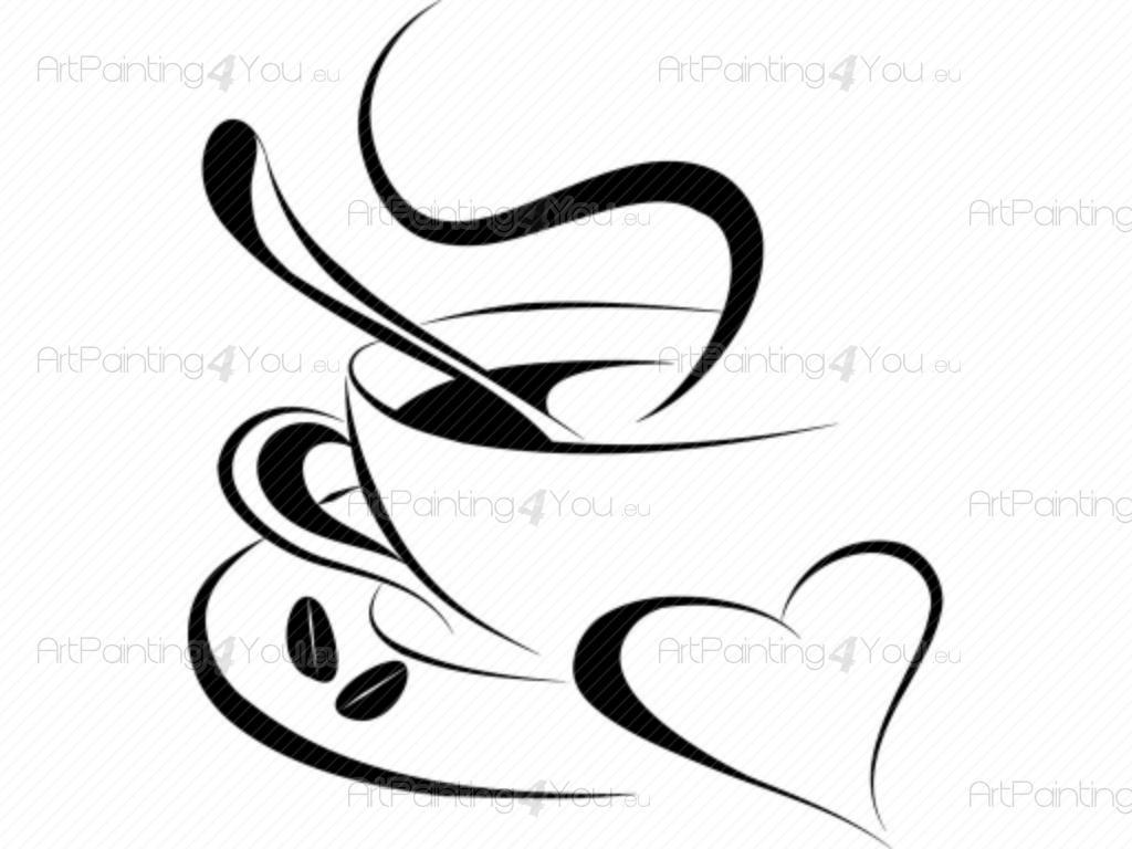 Muurstickers Keuken Koffie : Coffee Cup Clip Art