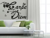 Wall Stickers Quotes - Wall stickers with decorative words and quotes for any room. The latin aphorism Carpe Diem by Horace advises you to seize the day, for you know not wh...