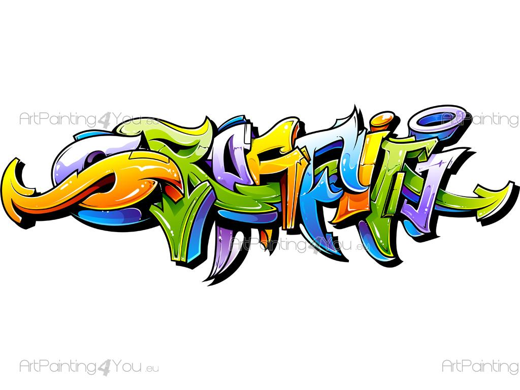 Word Wall Art Stickers Stickers Murali Frasi Graffiti Artpainting4you Eu