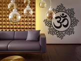 Wall Stickers Quotes - Wall decals with powerful words. Relax and communicate with your inner self. Say the mantra and make the bond between the physical and the spiritual. ...