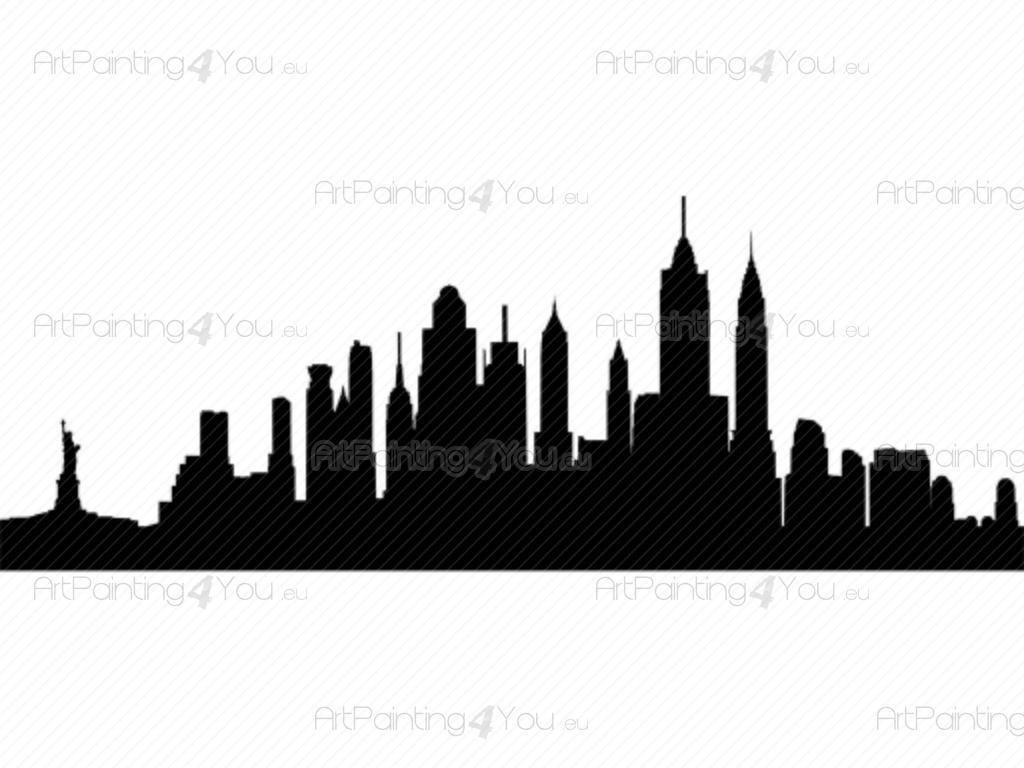 Einzigartig New York Wandtattoo Beste Wahl - Städte & Reisen