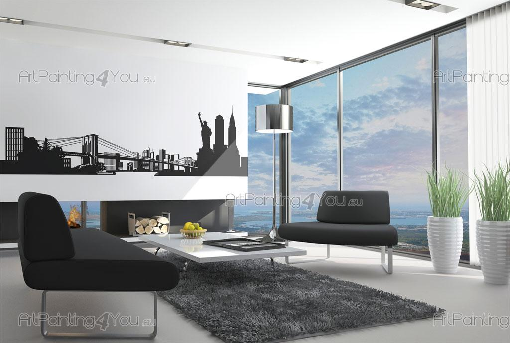 Adesivi Murali New York | ArtPainting4You.eu® | (VDV1030it)