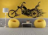 Chopper - Cities & Travels Wall Stickers